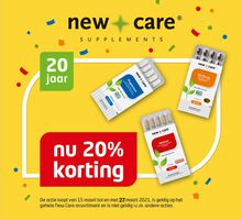 New Care 20 jaar 20% SZ